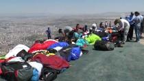 TALAS BELEDIYESI - XC Türkiye Ali Dağı Yamaç Paraşütü Şampiyonası