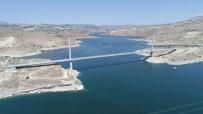 520 Metrelik Köprü İlçeye 'Nefes' Aldırdı