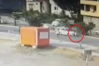 Adana'da korkunç kaza... Küçük Meryem'in son anları...