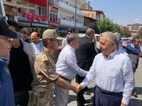 KARS VALISI - Ahmet Arslan Baba Ocağı Kağızman'da