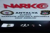 KOKAIN - Alanya'da Uyuşturucu Operasyonu Açıklaması 3 Gözaltı