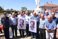 SİYASİ PARTİ - Alaybey Mahallesi'nde Atatürk Heykeli Açılışı Gerçekleştirildi