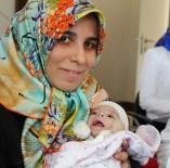 İSMAİL DEMİR - Antalya'da 2.8 Kilo Ağırlığındaki 6 Aylık Bebeğe 100 Gramlık Karaciğer Nakli