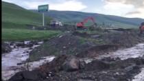 Ardahan'da Şiddetli Yağış