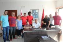 HASAN TAHSIN - Ayvalıkgücü Brezilyalılarla Uçacak