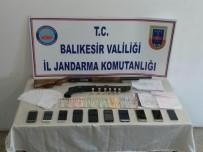 ZEYTİNYAĞI - Balıkesir'de Dolandırıcılık Suç Örgütü Çökertildi