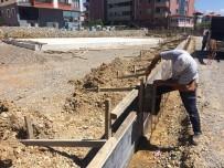 Bartın Belediyesi Park Yapım Çalışmaları Devam Ediyor