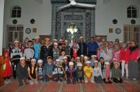 SABAH NAMAZı - Başkan Akkaya Çocuklarla Sabah Namazında Buluştu