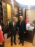 DEVLET BAHÇELİ - Başkan Kayda'dan Bahçeli'ye Ziyaret