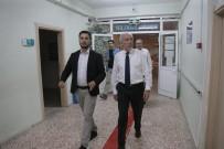 FİZİK TEDAVİ - Başkan Saraçoğlu,  Dr. Gökpınar'ı Ziyaret Etti
