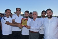OSMAN AYDıN - Başkan Toprak'tan Kahta Diriliş Spor'a 1,5 Milyon TL Pirim Sözü