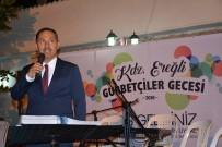 MESUT ÖZİL - Başkan Uysal Gurbetçiler Gecesi Düzenledi
