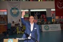 ANADOLU EFES - Basketbol Adamları Derneği'nden Başkan Ergün'e Onur Ödülü