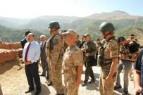 JANDARMA KARAKOLU - Bitlis Valisi İsmail Ustaoğlu Açıklaması