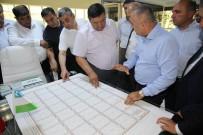 ÖZBEKISTAN - Buhara'ya 30 Bin Dekar Sera Antalya'dan