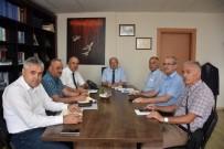 ŞAFAK BAŞA - Büyükşehir Belediyesi Ve TESKİ'nin Çalışmaları Değerlendirildi