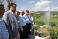 TOPTANCI HALİ - Büyükşehir'den Kaş'a 4 Yılda 363 Milyon TL'lik Yatırım