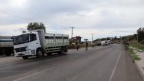 Çankırı'da Kamyonun Çarptığı Motosiklet Sürücüsü Öldü