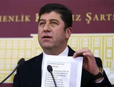 CHP'li muhaliflerden yeni açıklama