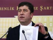 YAŞAR TÜZÜN - CHP'li muhaliflerden yeni açıklama