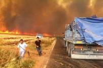 EROZYON - Çiftçiye 'Anız Yakmayın' Uyarısı