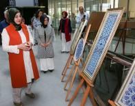 MISYON - Çini Eserler Meram'da Beğeniye Sunuldu