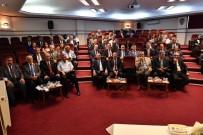 HASAN KARAHAN - Denizli'de Kaymakamlar Toplantısı Yapıldı