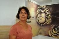 MEDUSA - Didim'de Resim Sergisine Yoğun İlgi