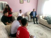 Diyarbakır'da İhtiyaç Sahibi Aileler Tespit Ediliyor