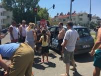 Edremit'te Kaza Açıklaması 2 Yaralı