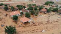 MUSTAFA KÖSE - Sel Antalya'yı ikinci kez vurdu