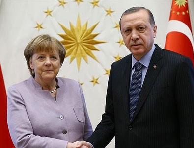 Erdoğan'ın Almanya ziyaretinin tarihi belli oldu