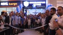 MEHMET SEKMEN - Erzurumspor'un Lisanslı Ürün Mağazası Açıldı
