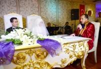 BAĞCıLAR BELEDIYESI - Evlendirme Dairelerinde 08.08.2018 Yoğunluğu