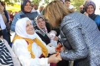 KARACAAHMET - Fatma Şahin Hacı Adaylarını Uğurladı