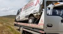 ÖLÜM HABERİ - Horasan'ı Yasa Boğan Trafik Kazası