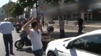 KUVEYT - İflas Eden Filo Kiralama Şirketine Araç Parası Veren Galericiler Mecidiyeköy'de Firma Önünde Eylem Yaptı