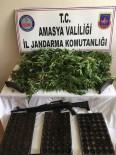 BELEVI - Jandarmadan Uyuşturucu Operasyonu