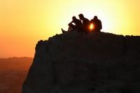 ORTAHISAR - Kapadokya'da Gün Batımı Keyfi