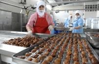 Kestane Şekeri 300 Yıldır Bursa'da Üretiliyor