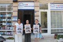 MUSTAFA KıLıNÇ - MAHAYKO Ve DOHAYKO Üyeleri, Marmaris Müftülüğünü Ziyaret Etti