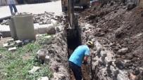 SOMA - Manisa'da Altyapı İhtiyaçları Karşılanıyor