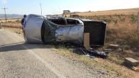 Meteoroloji İstasyon Ölçümüne Giden Ekip Kaza Yaptı Açıklaması 1 Ölü, 3 Yaralı