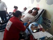 KAN BAĞıŞı - MHP'den Kan Bağışı Kampanyası