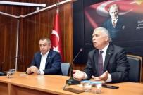 MEHMET EMIN ŞIMŞEK - Muş Valisi Başkanlığında Malazgirt Zaferi Kutlamaları İle İlgili Koordinasyon Toplantısı Yapıldı