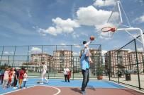 GÖKMEYDAN - Odunpazarı Belediyesi'nden Ücretsiz Spor Alanları
