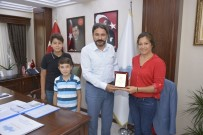OKUL MÜDÜRÜ - Seyitgazili Öğrenciler Atık Pil Yarışmasından Ödülle Döndü
