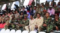 İSTİHBARAT BAŞKANI - Somali Türk Görev Kuvveti Komutanlığı'nda Mezuniyet Heyecanı