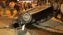 MOBESE - Takla Atan Otomobilin Sürüklenme Anı Mobeseye Yansıdı