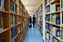 MİLLİ KÜTÜPHANE - Türkiye'de Kaç Kütüphane Var ?